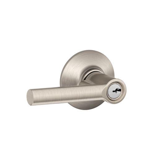 schlage door locks schlage f51 broadway keyed entry door lock gokeyless