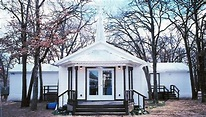 Chapel Wedding - The Ranch of Lonesome Dove