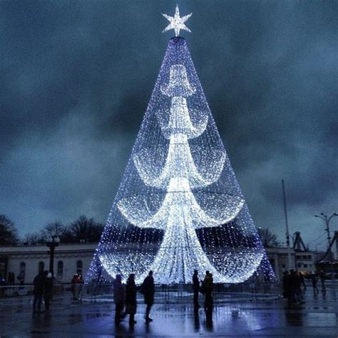 christmas tree in russia russia pinterest