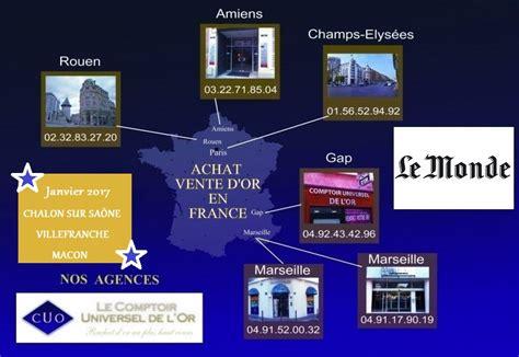Comptoir Universel De L Or by La Pratique Du Comptoir Universel De L Or Pour Un Rachat D