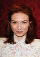 ELEANOR TOMLINSON at Audi Polo Challenge in London ...