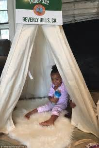 west shower west plays in a teepee at s baby