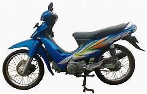 Spesifikasi Suzuki Shogun 110