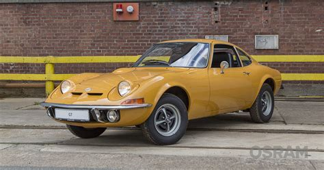 Opel Gt Headlights by The Sublime Headlights Of The Opel Gt