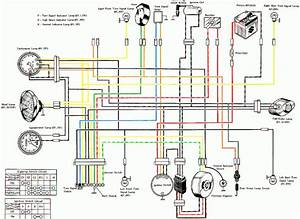 Basic Motorcycle Wiring Diagram