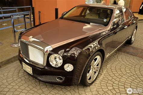 bentley mulsanne   april  autogespot