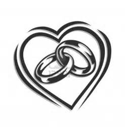 linked wedding rings wedding ring clipart cliparts co