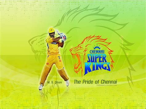 chennai super kings hd wallpapers gallery