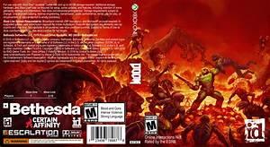 Doom  2016  Xbox One Box Art Cover By Shinobigarth
