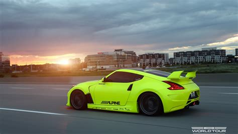 Nissan Car Wallpaper Hd by Car 370z Nissan 370z Wallpapers Hd Desktop And Mobile