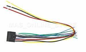 Kenwood Kdc Bt742u Kdc Hd942u Kdc Mp442u Wire Harness Pay