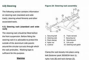 Caterham Assembly Manual Update  U2013 Caterham 360 Build