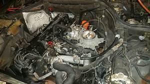 1987 300e  M103  Start  Stall Fuel Pressure  Crankshaft