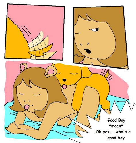 Rule 34 Arthur Arthur Read Comic Dw Read Doggy Style
