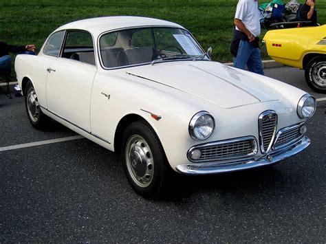 Alfa Romeo Giulietta (750/101)