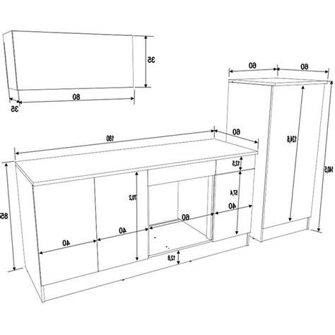 cuisine sur mesure surface caisson cuisine sur mesure measure for pdf measurement
