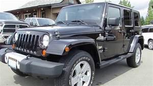 2008 Jeep Wrangler Unlimited Sahara 4 Door 4x4 At