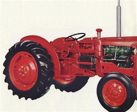 bolinder munktell bm   buster tractor construction