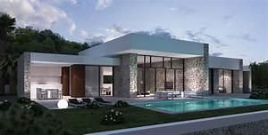 Moderne Häuser Mit Pool : luxus villa cecile moderne spanische villa mit pool lifestyle homes ag ~ Markanthonyermac.com Haus und Dekorationen
