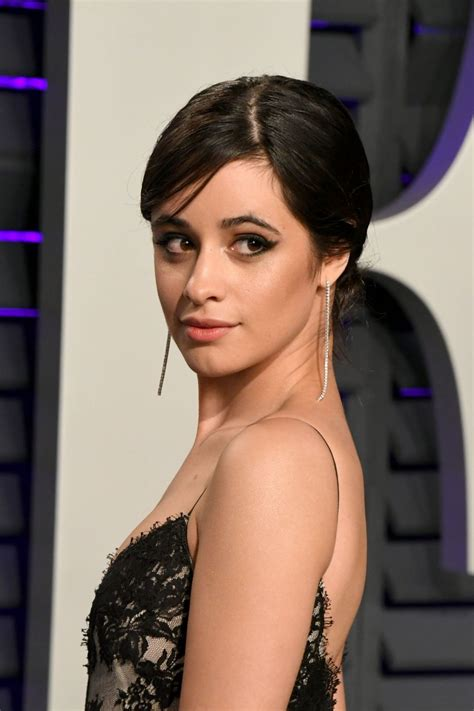 Camila Cabello Vanity Fair Oscar Party Beverly Hills