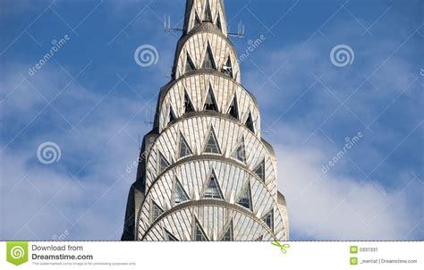 Chrysler Building Spire Editorial Photo Image 5931331