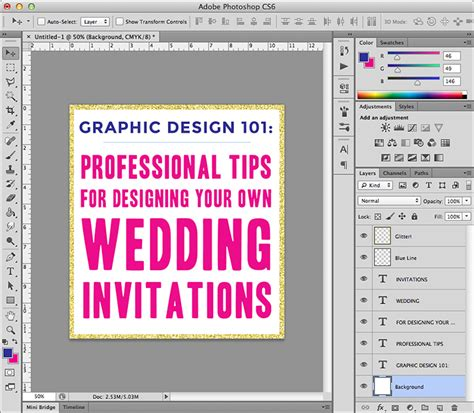 design   invitations  print