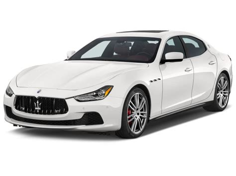 maserati ghibli review ratings specs prices    car connection