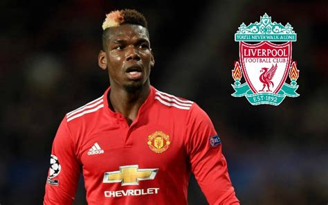 Man Utd transfer news: Pogba would be better at Liverpool ...