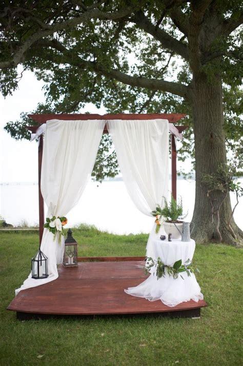 Backyard Garden Wedding Ideas by 292 Best Images About Outdoor Backyard Wedding Ideas On