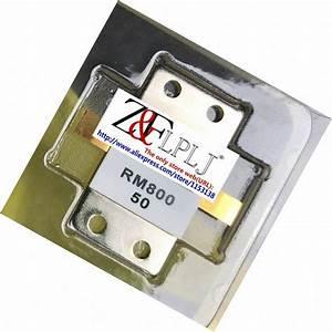 Rf Resistors Rm800 50 800 Watts 50 Ohms Rm800 800watts