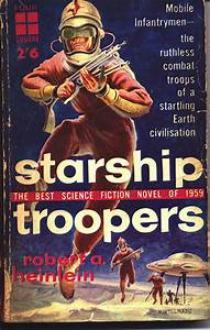 Robert Heinlein: Starship Troopers | Flickr - Photo Sharing!