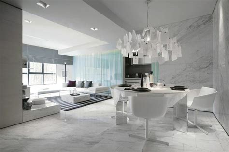 Wohnzimmer Weiße Fliesen by Fliesen Farbe Je Nach Dem Raum Und Dem Wohnstil Ausw 228 Hlen