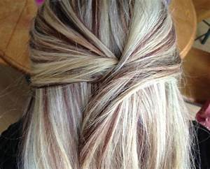 Blonde with lowlights | Hair | Pinterest