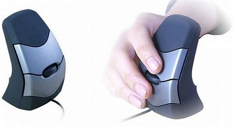 Dxt Precision Mouse  Unique Ambidextrous Vertical Mouse