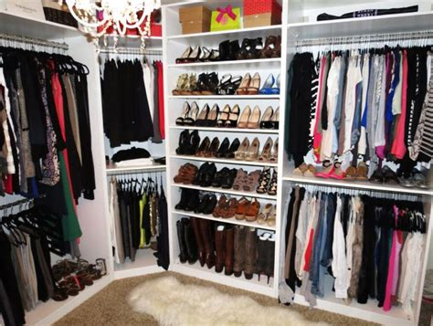 Walk In Closet Ideas Do It Yourself by Room Ideas Do It Yourself Walk In Closet Systems Do