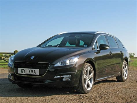 Peugeot 508 Review by Peugeot 508 Sw Review 2011 Parkers