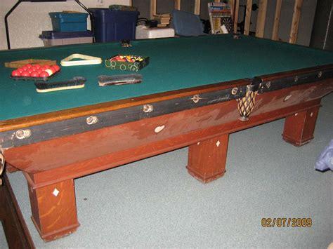brunswick balke collender pool table brunswick balke collender snooker table