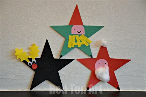 craft for tots ted s 936 | Christmas Star Craft for Tots