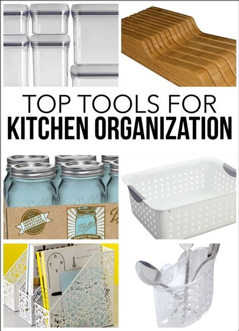 kitchen organization tools tips to a more organized kitchen cabinets drawers 2370