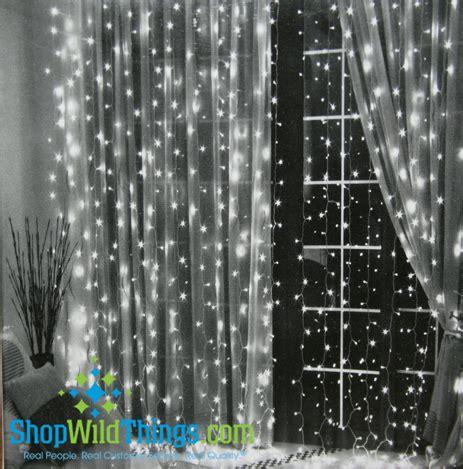curtain lights ideas  pinterest pier
