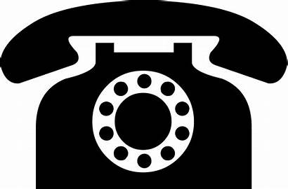 Clipart Transparent Telephone Phone Icon Webstockreview