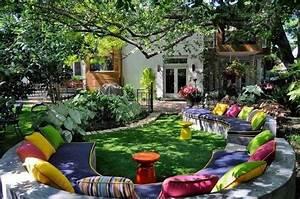 Idée Jardin Pas Cher : deco pas cher jardin notre maison ~ Zukunftsfamilie.com Idées de Décoration