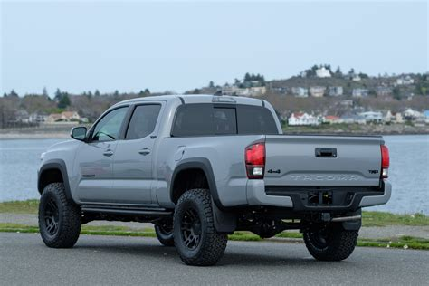 2018 Toyota Tacoma Trd Custom  Silver Arrow Cars Ltd