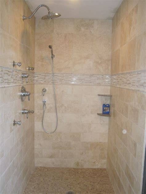 Bathroom Shower Tile Designs - 20 magnificent ideas and pictures of travertine bathroom wall tiles