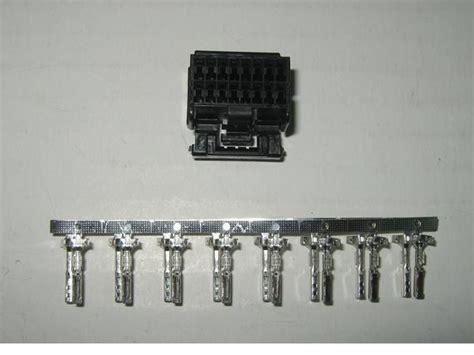 Aim Sports Pista 16 Pin Dash Connector