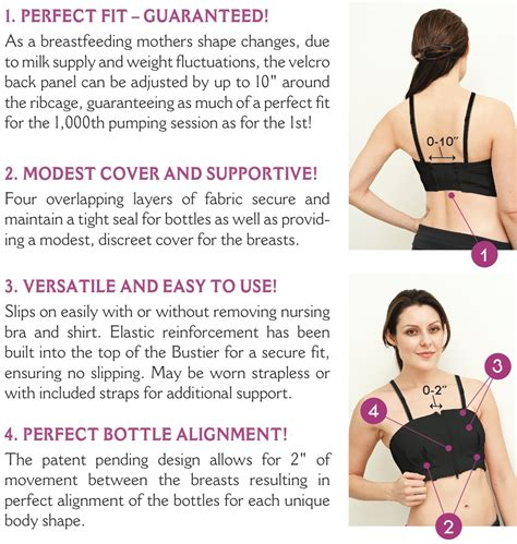 Simple Wishes Hands Free Pumping Bra Total Package Sales