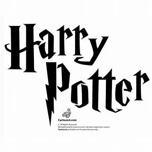 harry potter lettering variations free harry potter With harry potter letter stencils