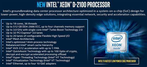 intel xeon   architecture  platform overview