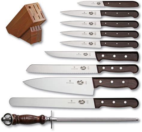 kitchen knives set vn46153 victorinox 11 kitchen knife block set