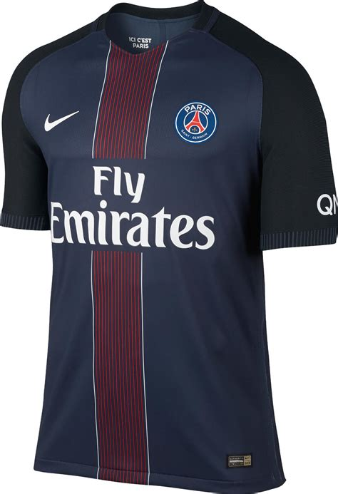 2016-17 Ligue 1 Kit Overview - All 16-17 Shirts - Footy ...